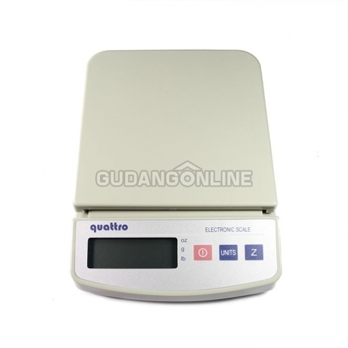 Timbangan Digital Electronic Digital Scale 5Kg FEJ 5000