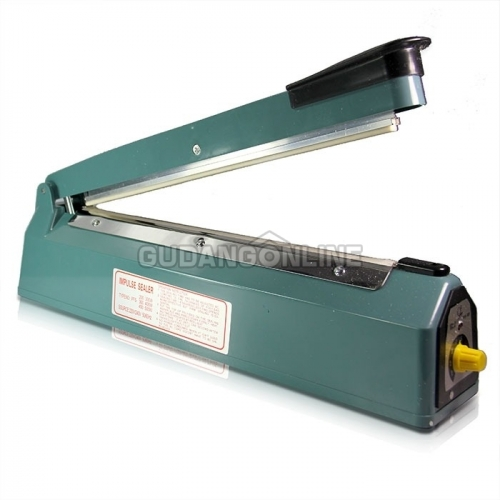 Q2 Mesin Alat Press Plastik Plastic Impulse Sealer PFS 300 8300 30Cm