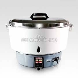 Rinnai Rice Cooker Gas Penanak Nasi LPG RR 50A 9 Liter Taiwan