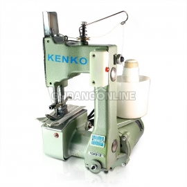 KENKO Mesin Jahit Karung Portable Electric Bag Closer Sewing Machine GK9 - 2