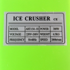 NANKAI Mesin Serut Gilingan Es Ice Crusher ART 154 - 01