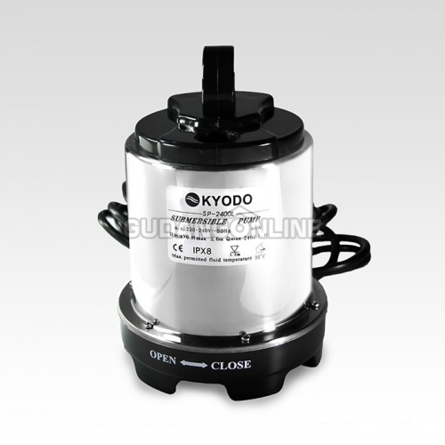 Kyodo Pompa Celup Submersible Pump SP 2400L