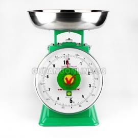 NHON HOA Timbangan Jarum Duduk Meja Manual Spring Dial Scale NHS 10 Kg