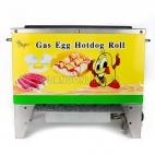 CHEFER Gas Egg Hotdog Roll Panggangan Sosis Telur SOSTEL