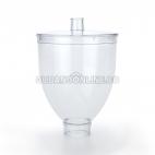 Bean Hopper Plastic Bowl Corong Mesin Gilingan Biji Kopi 600